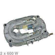 ORIGINAL Durchlauferhitzer Thermoblock DeLonghi 2x600W 230V 5mm Lattissima Serie
