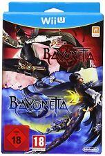 Nintendo Wii U WiiU Spiel ***** Bayonetta 1 + 2 Special Edition ******NEU*NEW*18