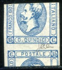 Regno d'Italia 1863 Catalogo CEI PS7 Prova di Stampa - RARO (m1242)