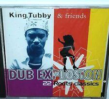 "KING TUBBY & FRIENDS DUB CD SEALED TROJAN Reggae Ska roots lp  45 7"""