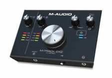Interfaces de audio y MIDI M-Audio para equipos de sonido profesional