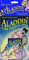 Aladdin (Usborne Young Reading Bk/Tape), Sims, Lesley, Very Good Book