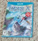 Rodea: The Sky Soldier *Brand New* W/ Bonus Wii Version (Nintendo Wii U, 2015)