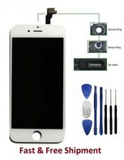 "Brand New White LCD Replacement Digitizer Assembly for iPhone 6 4.7"" With Tools"