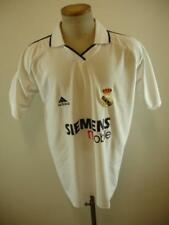Beckham Real Madrid Vtg Football Adidas Jersey Shirt Siemens Men L Spain 2004/05