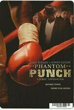 2008 SONNY LISTON PHANTOM PUNCH BOXING MOVIE PROMO