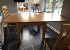 New listing Table and 4 chairs