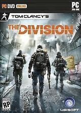 Tom Clancy's The Division - PC - NEW & SEALED!