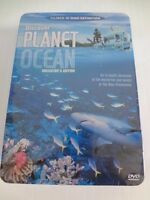 Discover Planet Ocean Collector's Edition High Definition DVD Tin Case Sealed