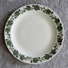 "Vintage Royal USA China ENGLISH IVY Large Round Platter 12.25"" VGC"