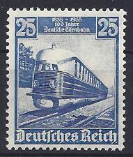 937)) DR 100 Jahre Deutsche Eisenbahn Mi 582** gepr. Schlegel BPP