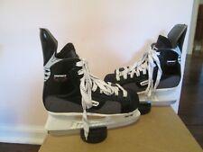 Bauer Impact 300 Junior Ice Hockey Skates Sz 4Ee Tuuk Fasteel Blades-Lowe$T Sz 4