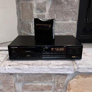 Pioneer Japan 1Bit ADLC Multi-Play Digital 6-Disc CD Player Deck PD-M450