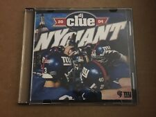 DJ CLUE? The New York Giant CLASSIC NYC Mixtape CD Mix