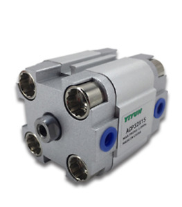New 1PC ACP63X15S Compact cylinder internal thread ACP series