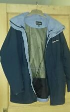 Berghaus hooded jacket size 12