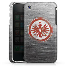 Apple iPhone 3Gs Premium Case Cover - Eintracht Logo Scratched