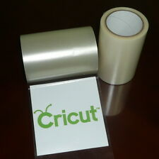 12 in x 100ft Roll of Clear Lay Flat Application Transfer Tape for Sign Craft