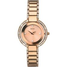 Seksy Watches Womens Analogue Classic Quartz Stainless Steel Strap 2575.37