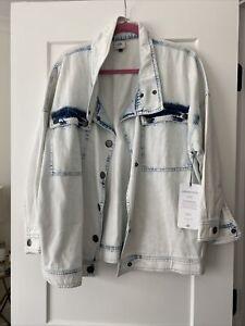 NWT - Drew Jean Jacket - Size S
