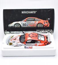 Minichamps Porsche 911 GT3 RSR 24H Le Mans 2006 Neiman, Long .. 1:18, OVP, K038