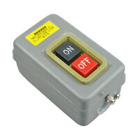 AC 380V 3,7 KW macchina Taglio On / Off interruttore di pulsante 230B3 L2S3 Q5W4