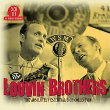The Louvin Brothers - The Absolutely Essential 3 CD Collection