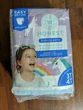 New Honest Company Unicorns 3T-4T Girls Training Pants 23/pack 32-40lbs