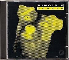 King's X Dogman (1994) [CD]