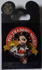 Disney DLR Pin Trading Nights Collection Mickey Mouse 3D Minnie Mouse Dangle Pin