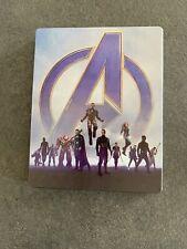 avengers endgame steelbook 4k