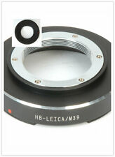 Leica Visoflex M39 Lens For Hasselblad Adapter Camera Photography Accessory