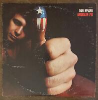 Don McLean - American Pie - 1980 Vinyl LP UAS-5535