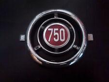 STEMMA FIAT 600 750 no abarth giannini 1100 tv 500 126 d