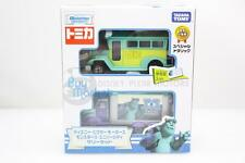 Takara Tomica Tomy Disney Motors Monster University Sulley SET Diecast Toy Car
