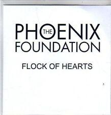 (BR982) The Phoenix Foundation, Flock Of Hearts - DJ CD