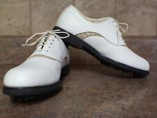 FOOT JOY EUROPA GOLF SHOES-SIZE: 8N