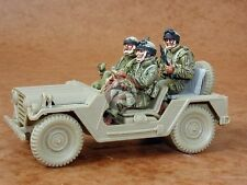 CMK 1/35 Israeli IDF Crew for M151 MUTT Jeep (3 Figures) [Resin Model] F35093