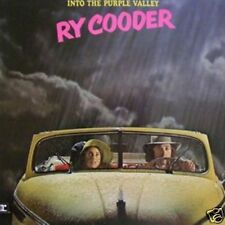 RY COODER - INTO THE PURPLE VALLEY reprise 44142 LP ger