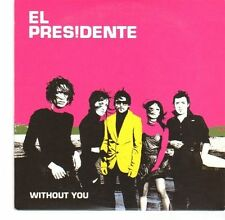 (EA534) El Presidente, Without You - 2005 DJ CD