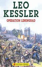 Kessler, Leo, Operation Leningrad (Severn House Large Print),  Book
