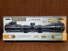 CenterPoint LR416AORG2 4-16x40mm Long Range Rifle Scope     New! Free Shipping!