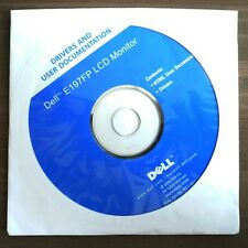DELL E197FP LCD MONITOR CD