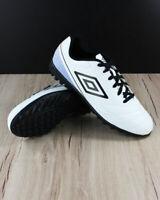 Football shoes Umbro Scarpe Calcio Uomo Bianco Calcetto Turf CLASSICO VII