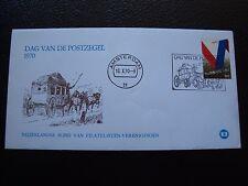 PAYS-BAS - enveloppe 10/10/1970 (B9) netherlands