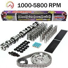 "HOWARD'S GM LS 259/265 556""/566"" 114° LS1 Comp Cam Camshaft Kit Cathedral Port"