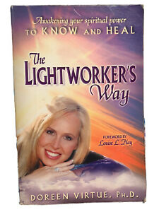 The Lightworker's Way, by Doreen Virtue (Paperback, 1997)