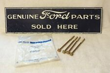 OEM NEW 4pc 1986 1987 88 89 Ford Mustang Intake Manifold Bolt 390653-S309 #1395