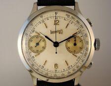 Cronografo Vintage Eberhard pre Extra-Fort 40mm, Cal.16000, anni '40