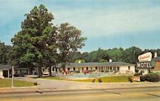 VIRGINIAN MOTEL Richmond, Virginia Roadside 1970 Vintage Postcard